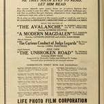 Movie Ad-1915
