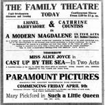 A Modern Magdalen Ad-1915