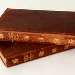 Two Volumes of the Works of Charles Dickens