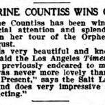 Orpheum Circuit Review-1914