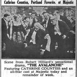 Avalanche Scene-1915