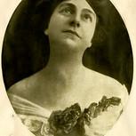 Lillian Russell Company Portrait-c. 1905