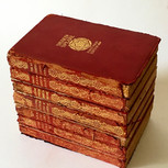 Eight Volumes of the Works of William Shakespeare – First Folio Edition