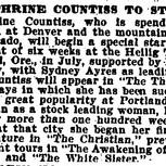 Portland Summer Season-1912