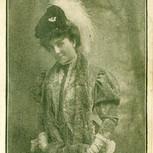 Portrait Clipping-c. 1908