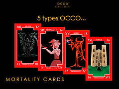 OCCO, Strategic Card Game of Tarot