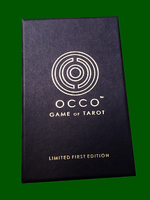 OCCO, Strategic Card Game of Tarot