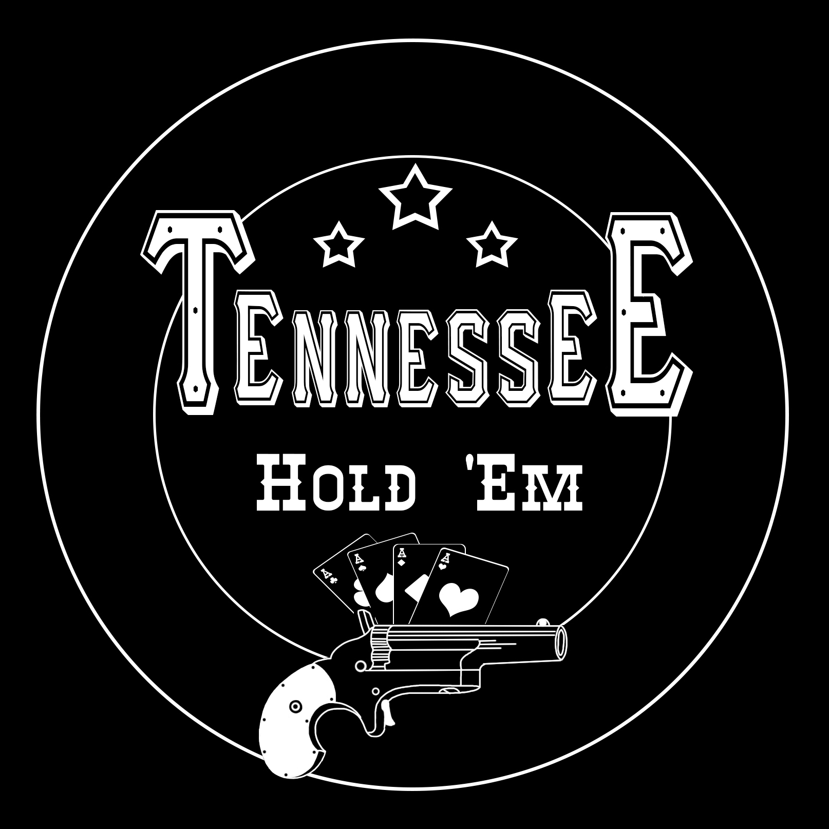 Tennessee Hold 'Em - Logo Square