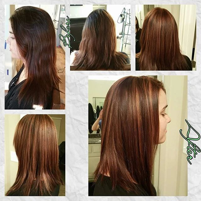 6BR with partial Rose Gold highlights