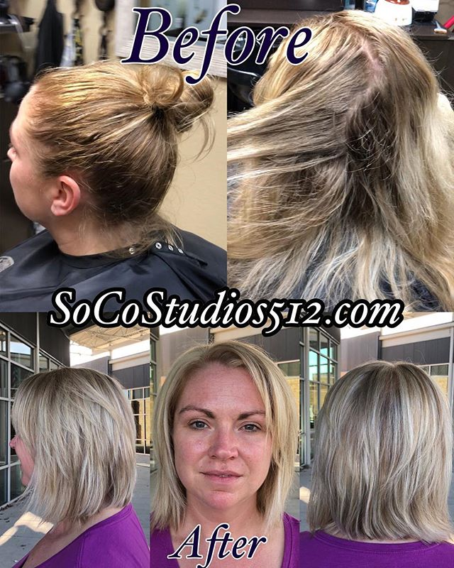 Full Highlight and Cut_#salonsuites #sal