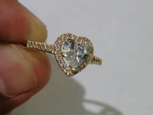 anillo oro 10kl
