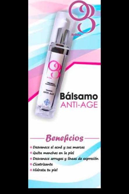 BALSAMO ANTI-AGE