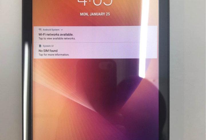 Samsung Tab E - 32GB on special