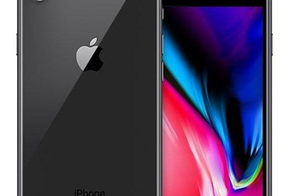 iPhone 8 - 64GB Black