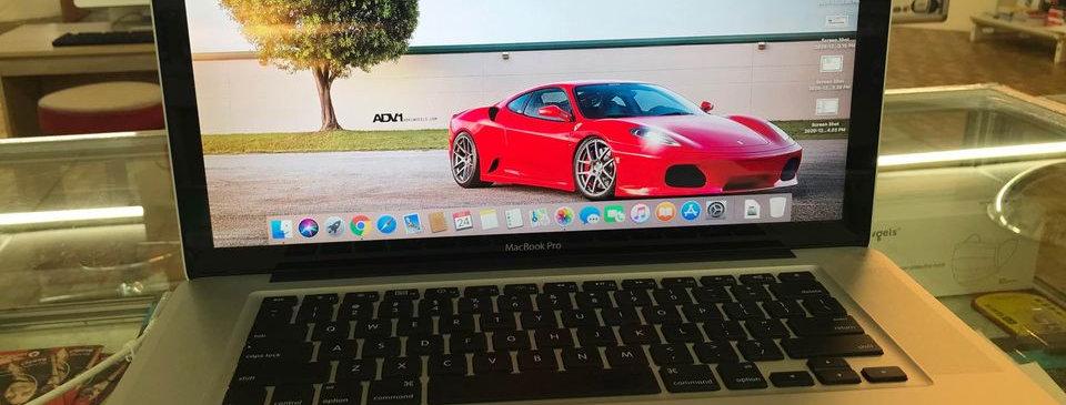 """Apple MacBook Pro 15""""inch"""
