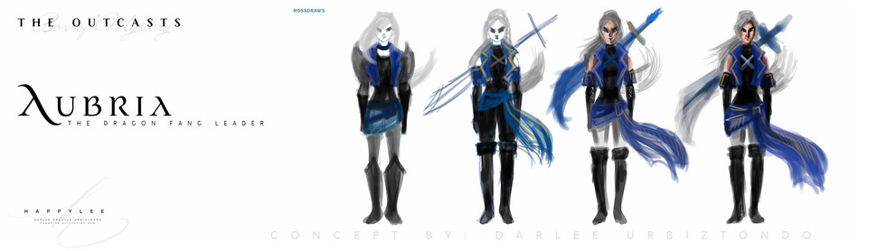 Aubria Character