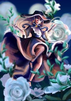 The Moonrose Guardian