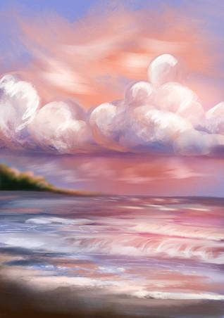 Marihatag Pacific Sunset