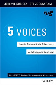 The 5 Voices by Jeremie Kubicek.