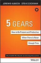 Th 5 Gears, a book from Jeremie Kubicek.