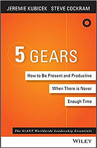 Th 5 Gears, a book from Jeremie Kubicek.