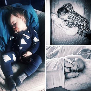 My Top Five Baby Sleepy Time Tips