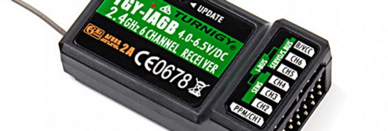 Turnigy TGY-iA6B V2 Receiver 6CH 2 4G AFHDS 2A Telemetry Receiver w/SBUS |  RC-Cyprus