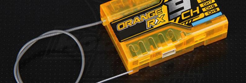 OrangeRx R910 DSM2 Compatible 9Ch 2 4Ghz TwinPort Rx | RC-Cyprus