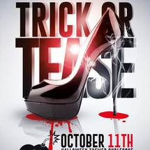 Trick or Tease 2019