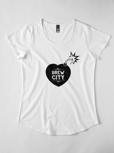 Heart Bomb T-shirt