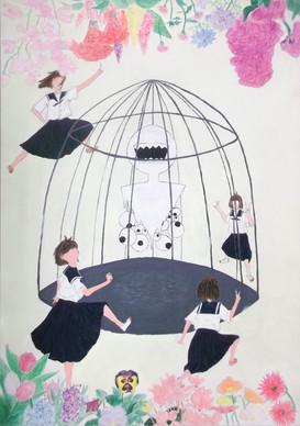 SAKAI-佳作-長嶺中-2年-城野まりん