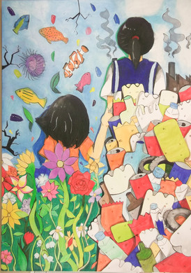 SAKAI-佳作-長嶺中-1年-砂川愛莉