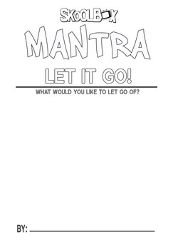 MANTRA 2 LET IT GOl