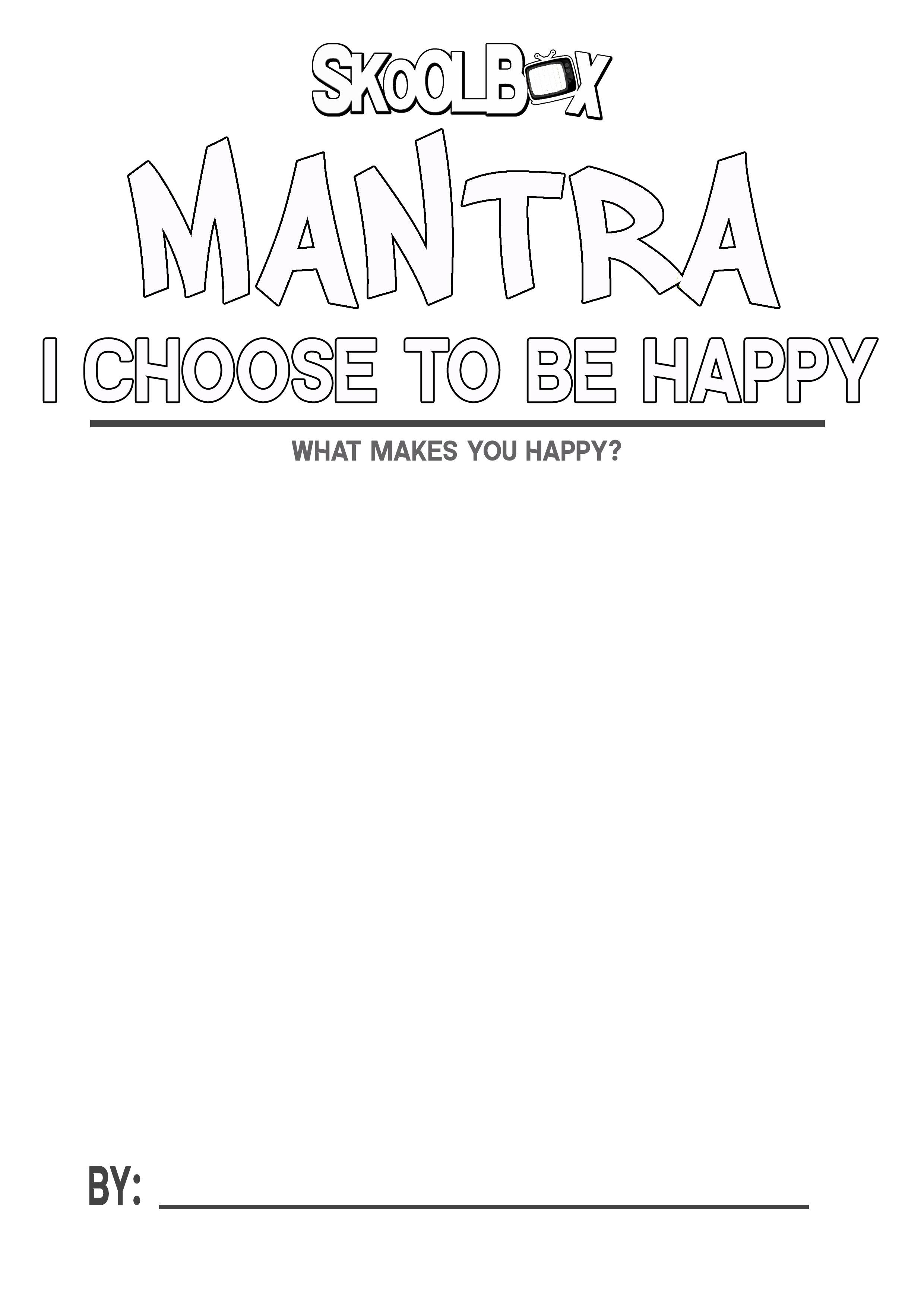 MANTRA 10 HAPPY