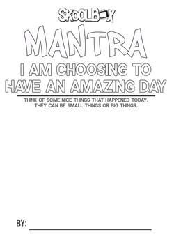 MANTRA 9 AMAZING DAY