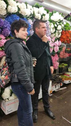 Floral District Tour