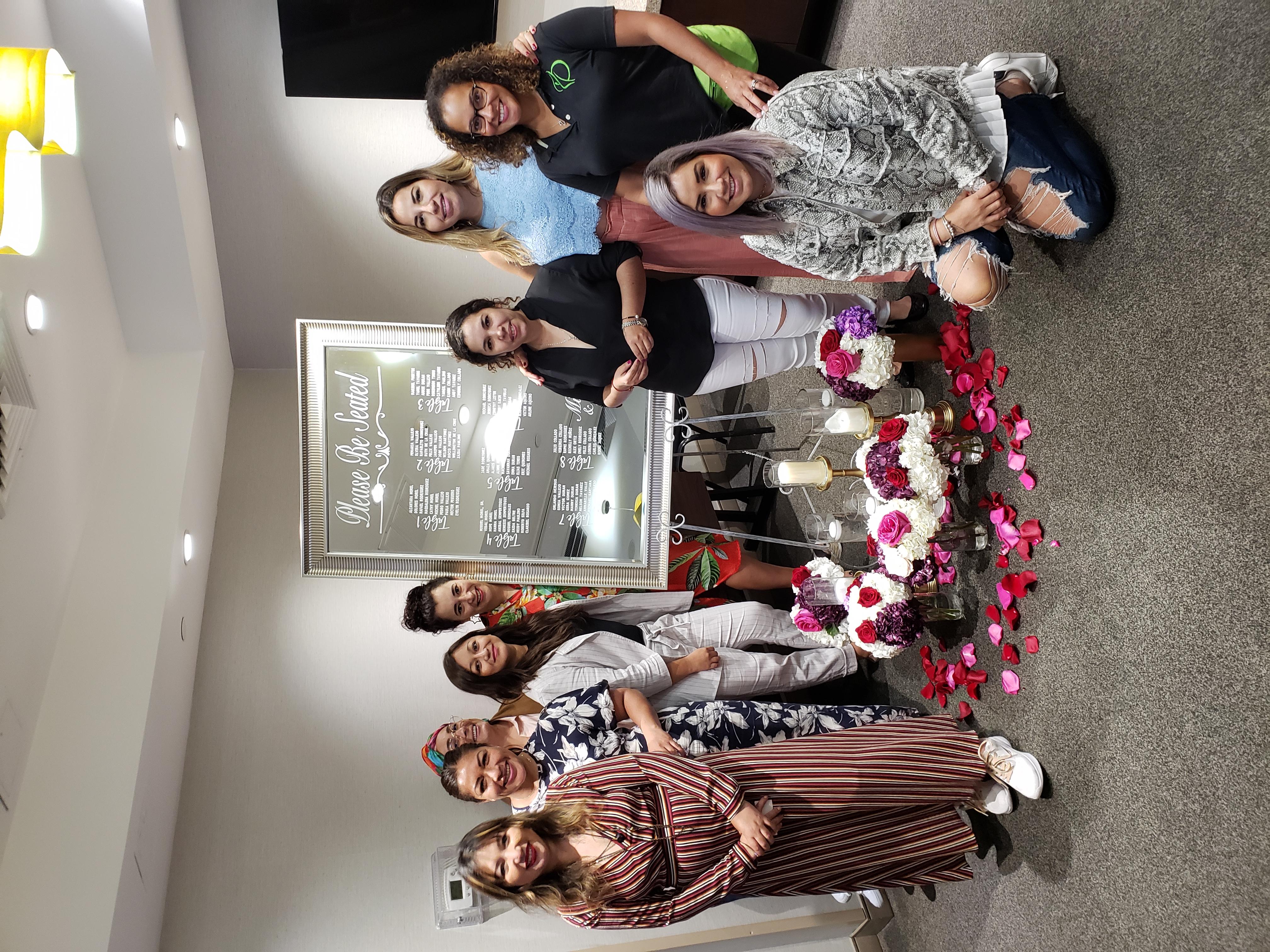 Wedding Workshop - Florals