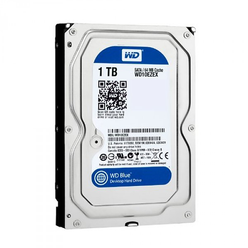 WESTERN DIGITAL HARDDRIVE INTERNAL 1T