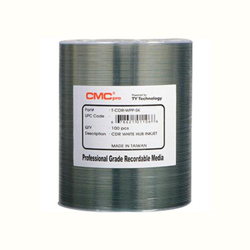 CMC PRO (Taiyo Yuden) CDR White Inkjet