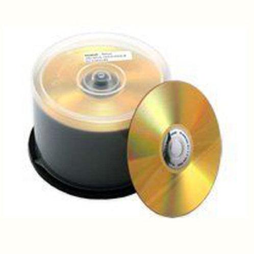 MITSUI DVD GOLD ARCHIVE DISCS (50PK)