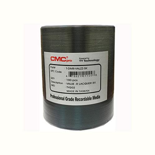 CMC PRO (Taiyo Yuden) DVD Silver (100pk)