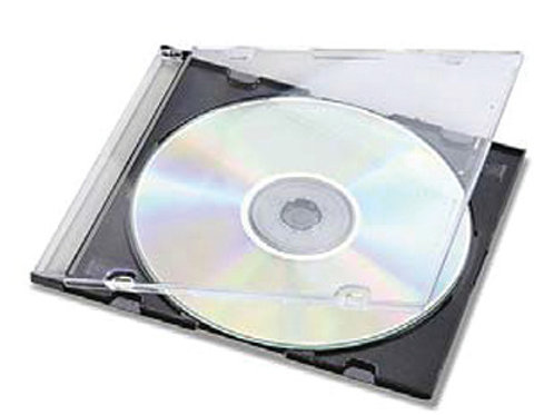 CD Slim Case - 200 pack