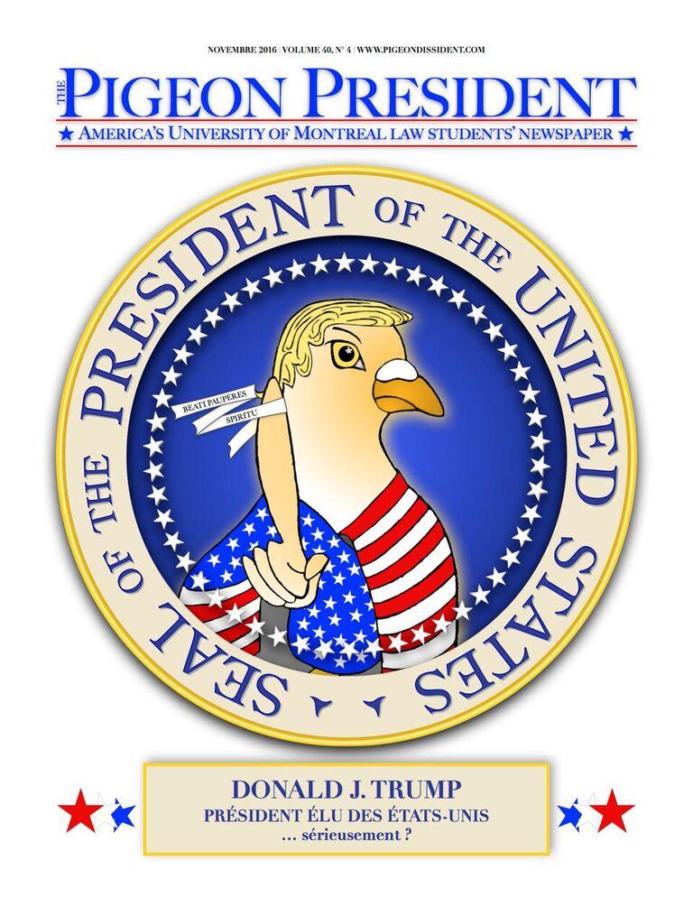 Pigeon Président