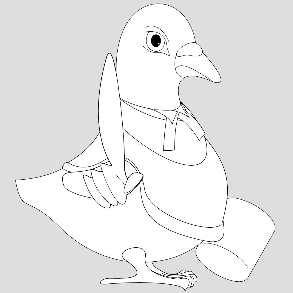 Pigeon Dissident