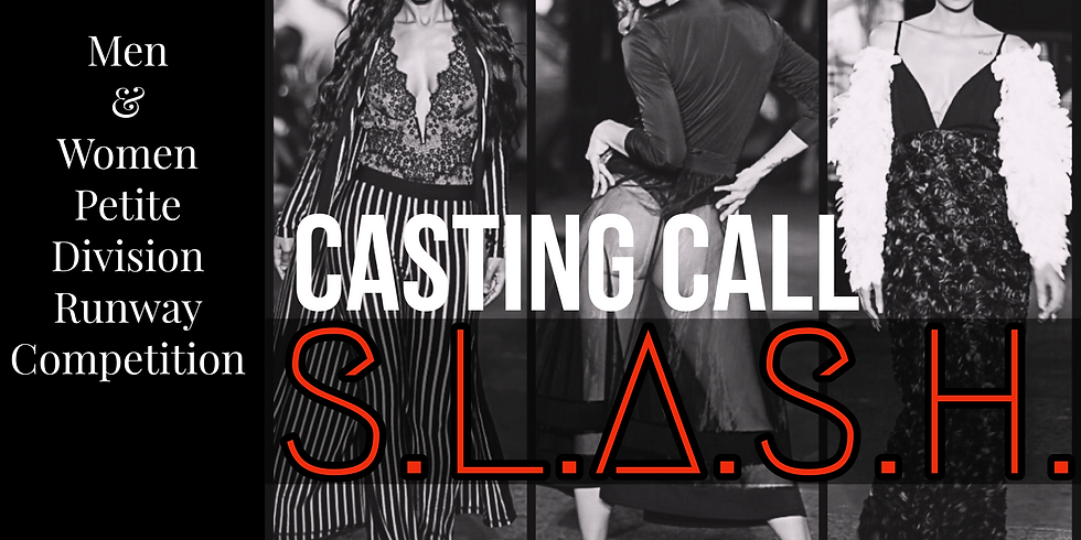 S.L.A.S.H. Digital Model Casting Submission  (9/17 - 9/22)