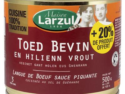 Envie de changer et de goûter notre langue de bœuf sauce piquante ?