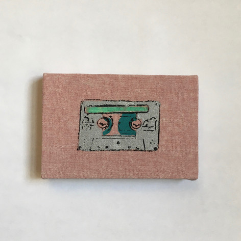 Mixtape on Pink