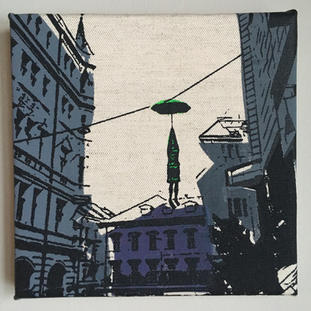 The Hanging Lady Prague