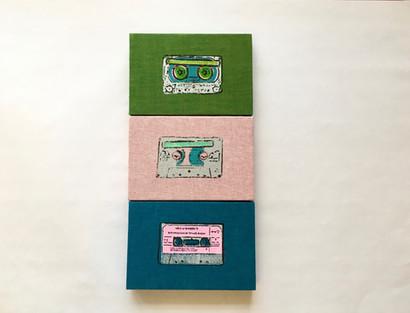 Mixtape Triptych