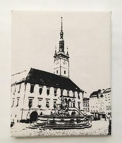 Olomouc Fountian